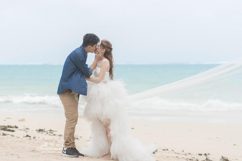 Prewedding in Okinawa