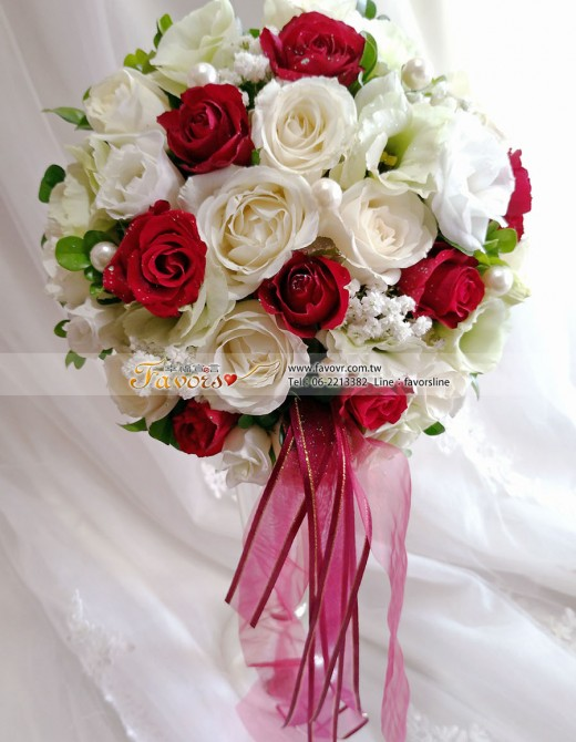 Favors Bridal bouquet-D