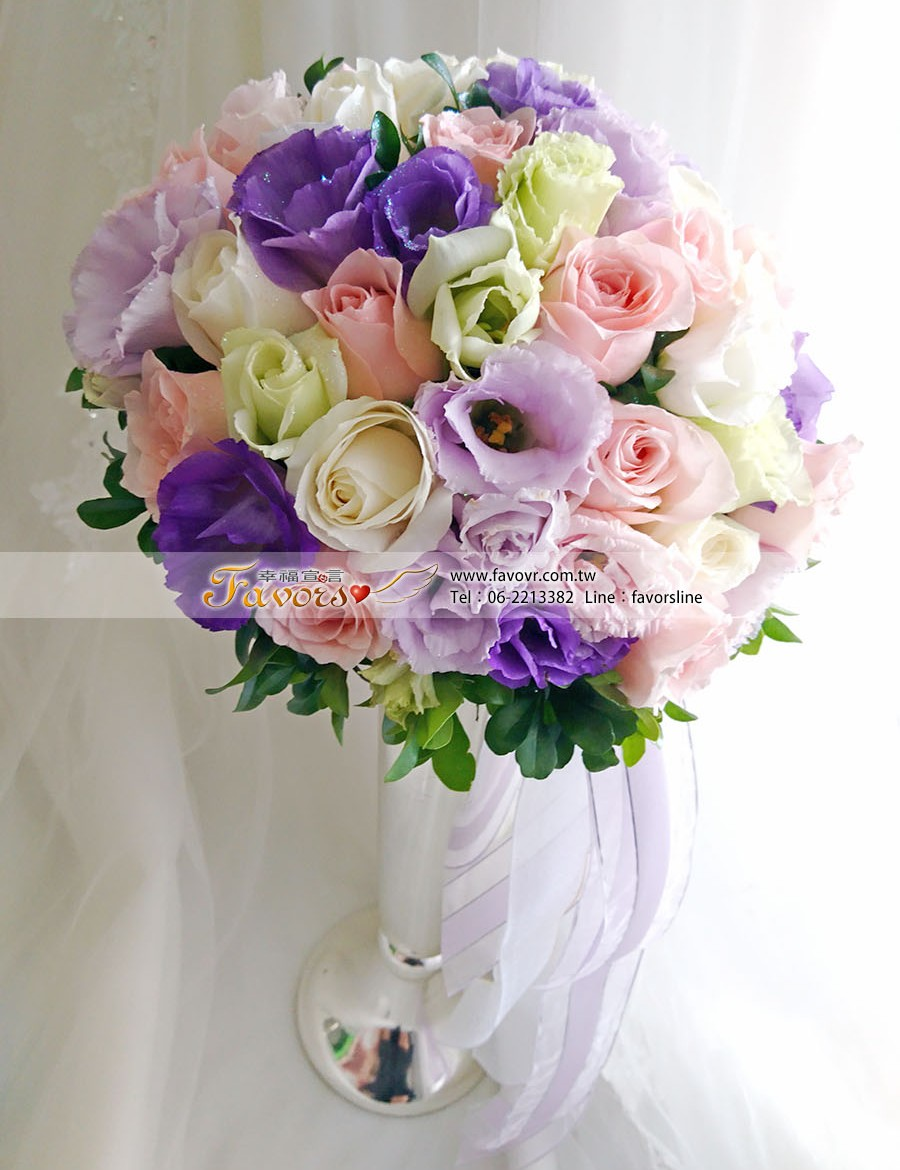Favors Bridal bouquet-G1