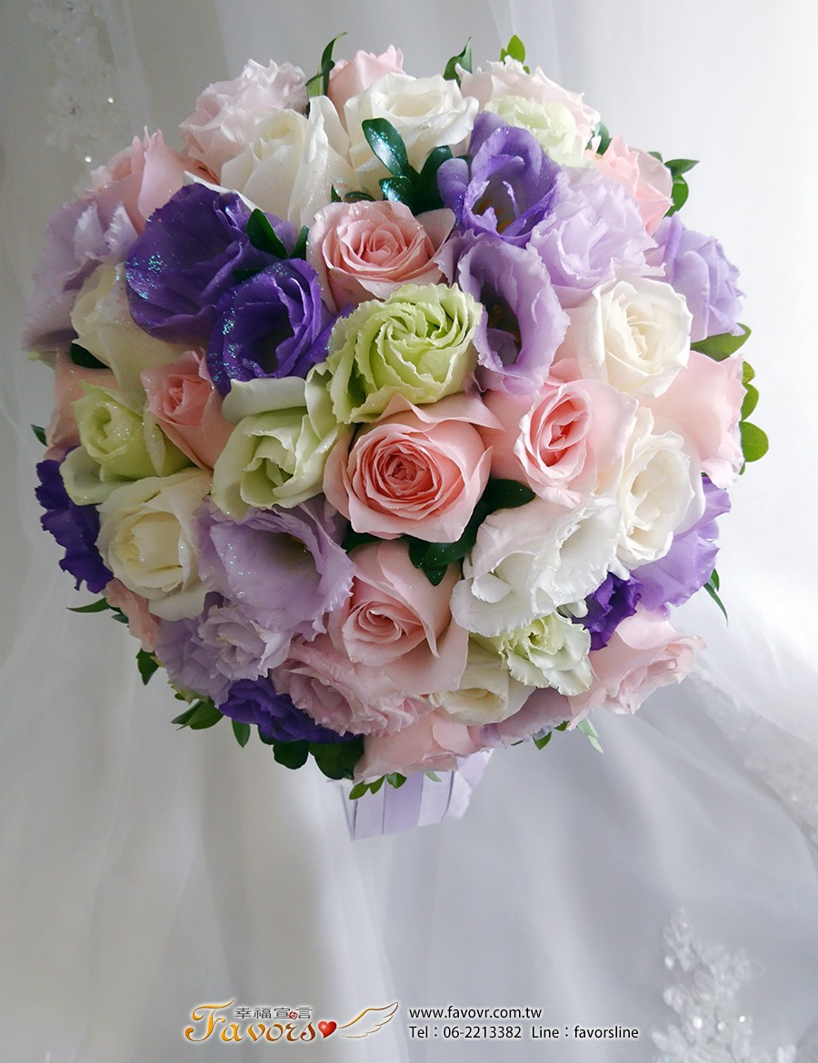 Favors Bridal bouquet-G2