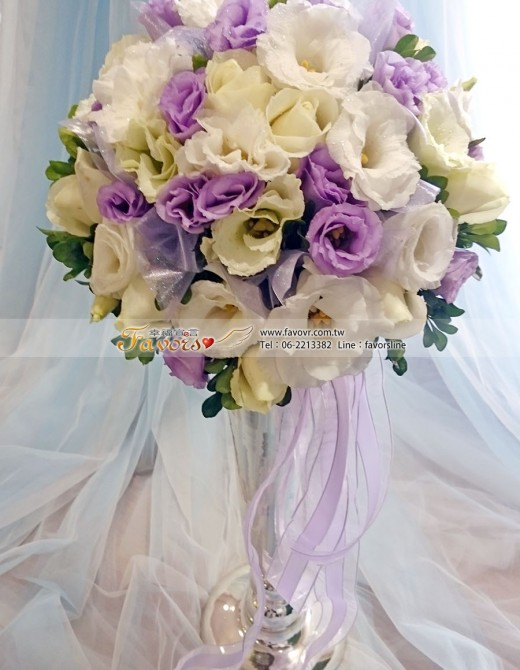 Favors Bridal bouquet-H