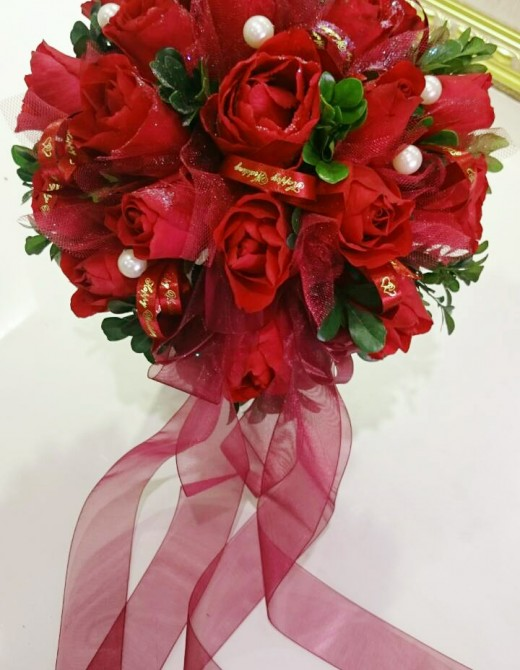 Favors Bridal bouquet-R
