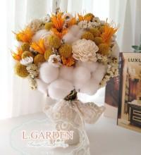 bridal-bouquet-yellow-2